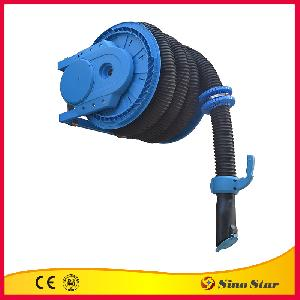 Manual Exhaust Hose Reel