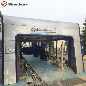 Tunnel Type Car Wash Machine