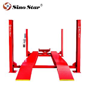 4 post alignment lift,car lift with CE,4 post lift