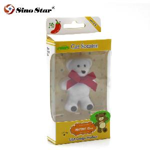 Cute Bear Car Air Freshener Air Vent Perfume Smell in Car Styling for Car
