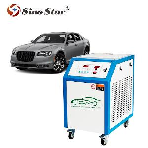 SS-SHP600 Car Engine Steam Cleaning Automobile Hydrogen Carbon Car Cleaning Machine