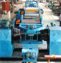 Slitting/Cut to length line